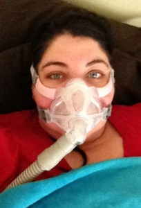 cpap LT for her