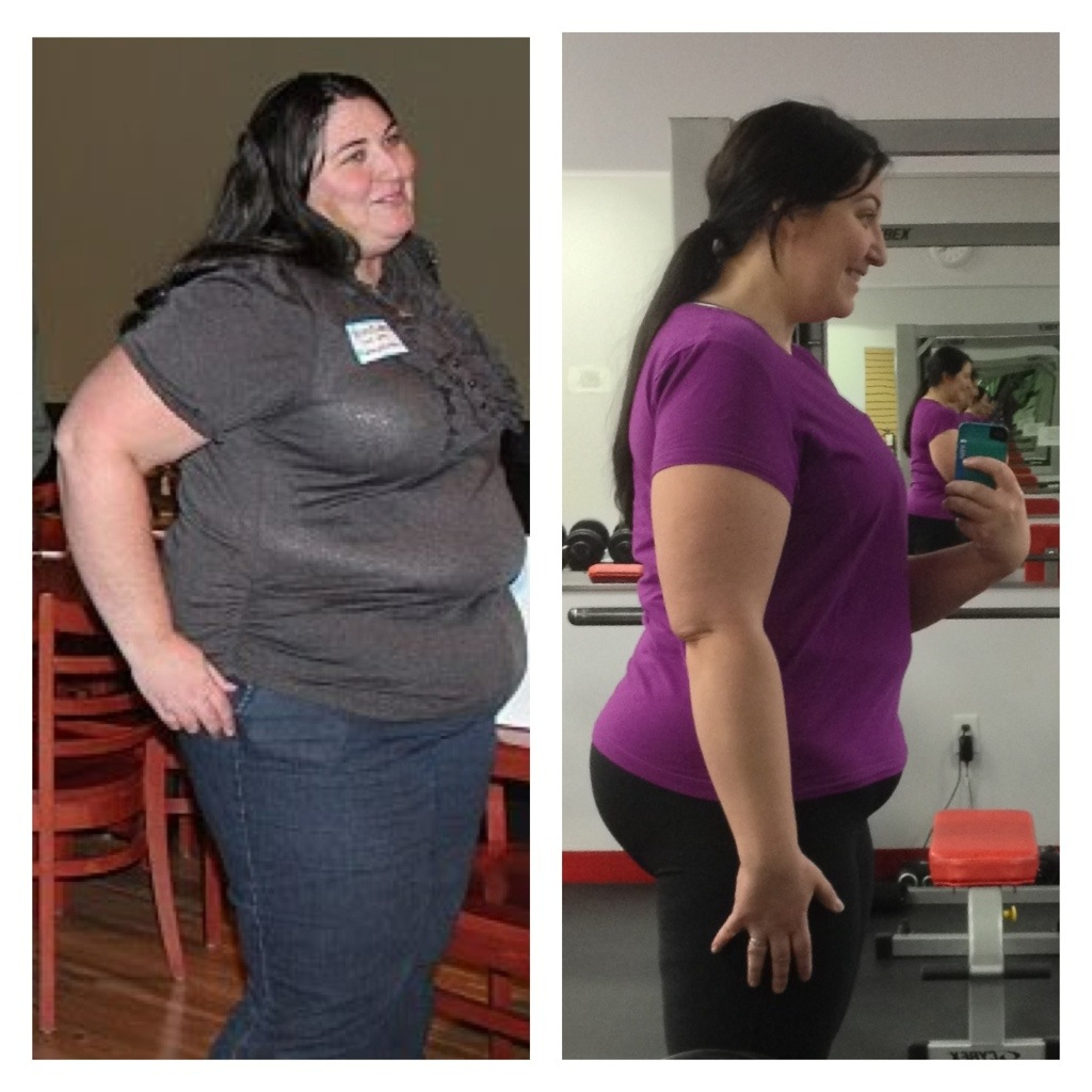 Nicole bullock weight loss
