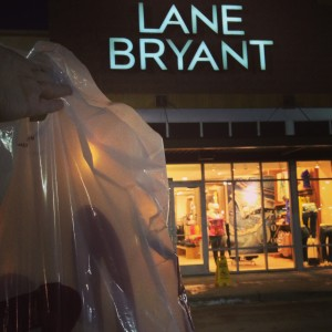 shopping at lane bryant