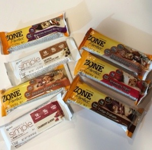 zone perfect nutrition protein bars